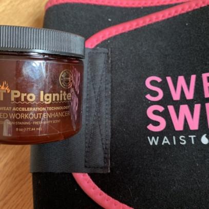 Reseña de la Faja sweet sweat funciona.