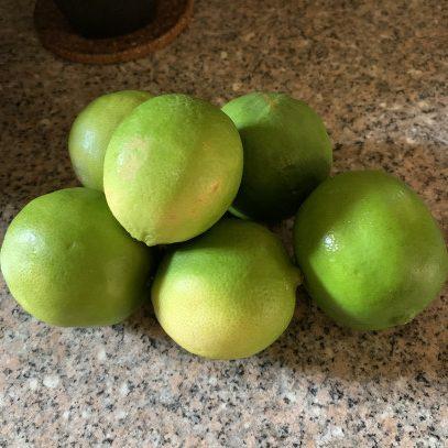 Limon para la caída del cabello