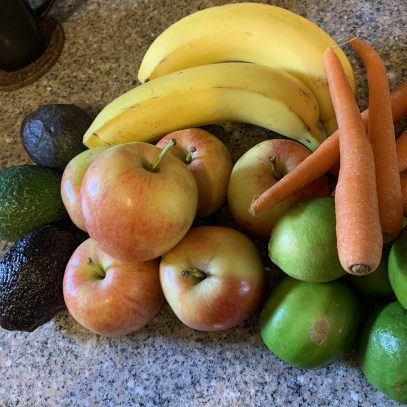 frutas para detener la caida del cabello