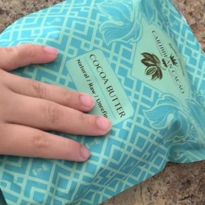 Manteca de cacao orgánica