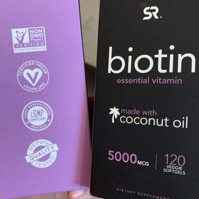 Biotina para la caída del cabello