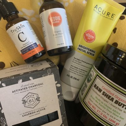 Mis productos favoritos del Skin Care Orgánico y Vegano.