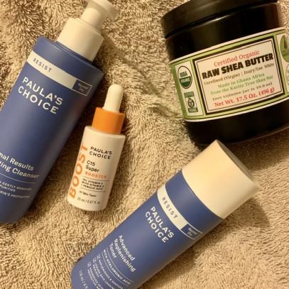 Productos para piel seca