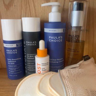 Productos de skincare cruelty free