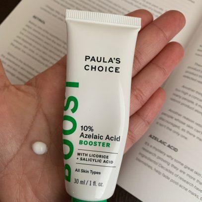 Opiniones sobre el ácido azelaico de Paula's Choice